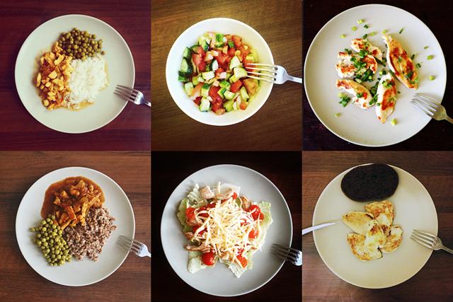 Диета с меню для похудения