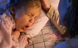 Ночной кашель у ребенка: как успокоить сильный кашель у ребенка