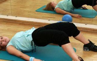 Упражнения при грыже поясничного отдела позвоночника: комплексы и правила занятий
