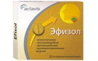 Фалиминт таблетки: инструкция по применению и аналоги подешевле
