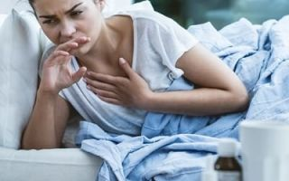 Надсадный сухой кашель: чем вызван и как избавиться