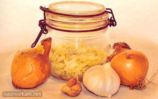 Лук с медом или сахаром и молоко с луком — рецепты от кашля