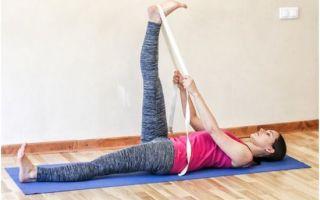Йога при грыже позвоночника: поясничный, грудной и шейный отделы