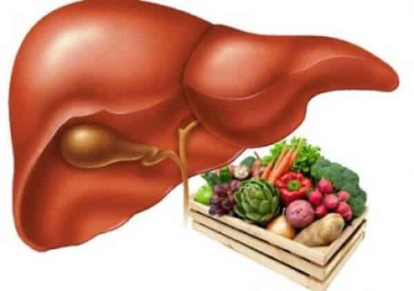 Щадящая диета для улучшения состояния печени