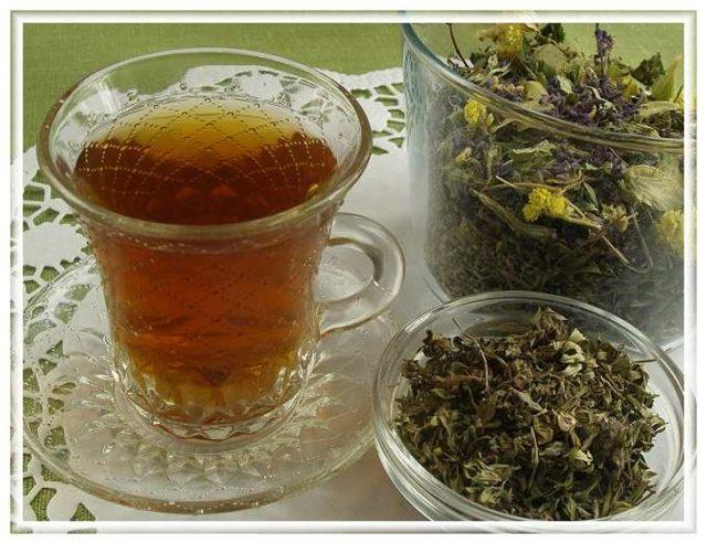 влияет ли чай на печень