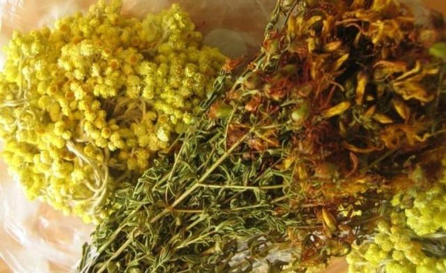 Эффективные рецепты с травами при лечении застоя желчи