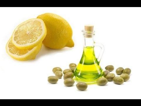 Как почистить печень при помощи оливкового масла и лимонного сока
