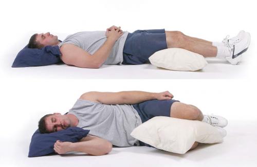 На чем спать при грыже: правила здорового сна, правильные позы, особенности выбора кровати, матраса и подушки, содействие качественному сну