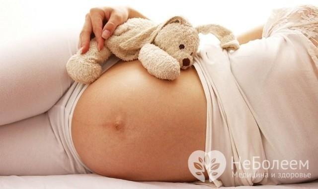Грыжа при беременности - чем она опасна