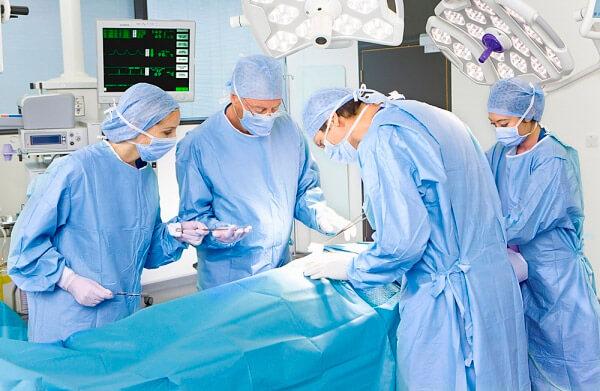 Сетка при паховой грыже: операция