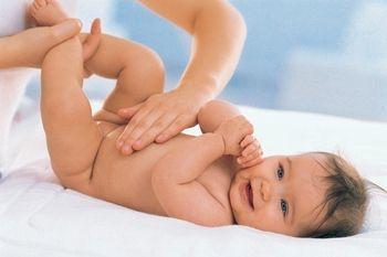 Грыжа белой линии живота у детей и новорожденных (фото)