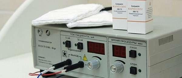 Электрофорез при грыже поясничного отдела позвоночника: эффективность, препараты, показания, проведение процедуры, противопоказания, отзывы