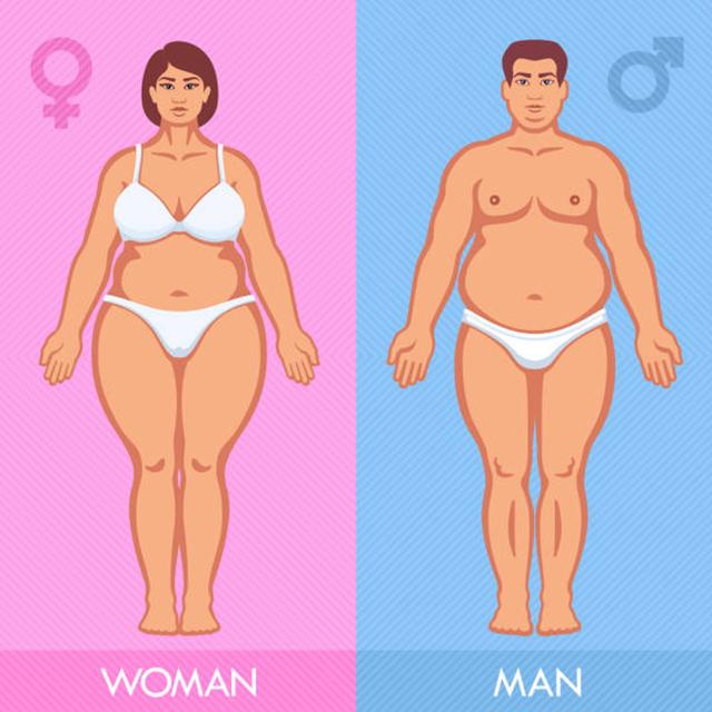 В процессе общения можно похудеть