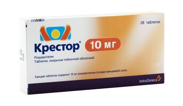 Лекарство Крестор: инструкция по применению, цена, отзывы, аналоги препарата