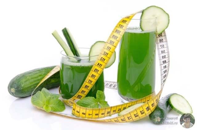 Огуречная диета. Отзывы о разгрузочном дне на огурцах