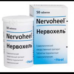 Нервохель: инструкция по применению, цена, отзывы врачей