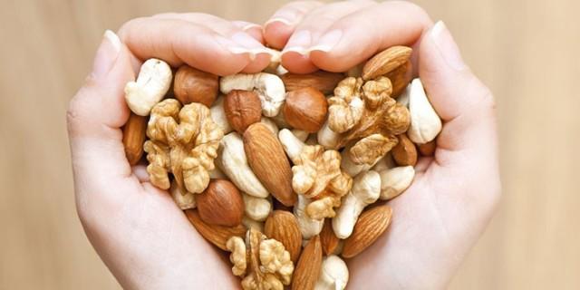 Ореховая диета для похудения