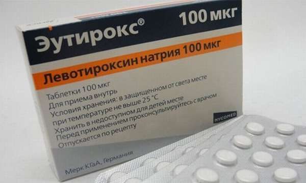 Эутирокс: инструкция по применению, отзывы при похудении, цена, побочные действия