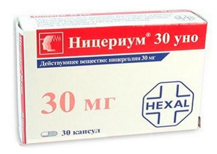 Таблетки Ницериум: инструкция по применению, цена и отзывы