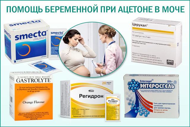 Причины ацетона в моче у ребенка, взрослых, при беременности. Кетоновые тела в моче
