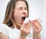 Аллергия на пыль: симптомы и лечение