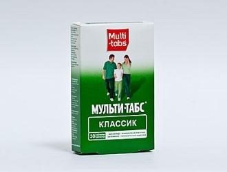 Витамины Мульти-Табс b-Комплекс: цена, отзывы, инструкция по применению