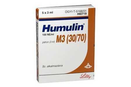 Инсулин Хумулин НПХ: инструкция по применению и цена