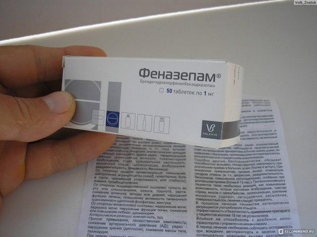Раствор и таблетки Элзепам: инструкция по применению, отзывы, цена и аналоги