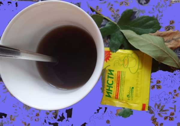 Чай Инсти: инструкция по применению, отзывы, цена, использование при беременности