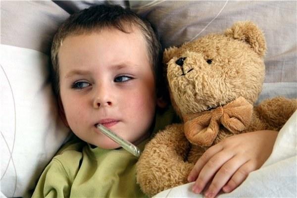 Лихорадка и перегрев у детей