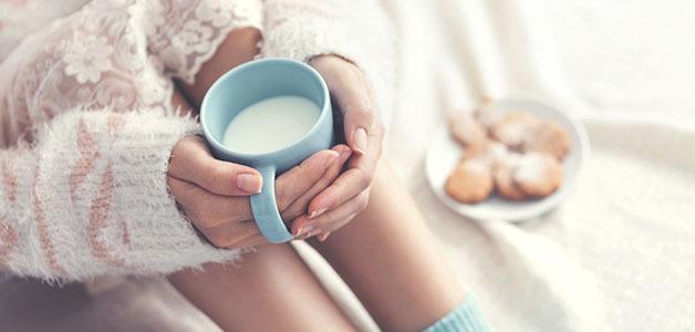 «Ночное» молоко действует как снотворное