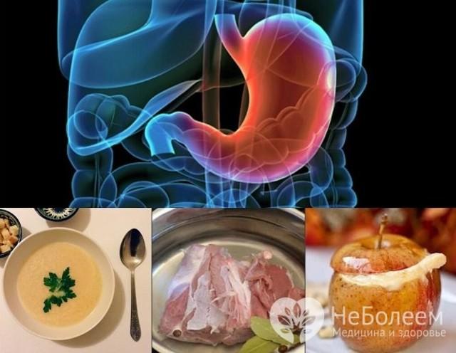 Поджелудочная и изжога диета