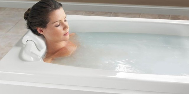 Горячие ванны помогут похудеть?
