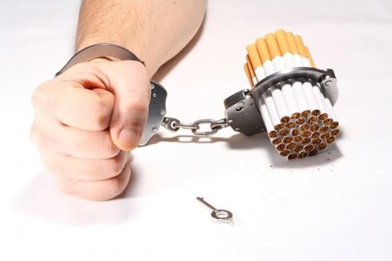 Курение ведет к депрессивному состоянию