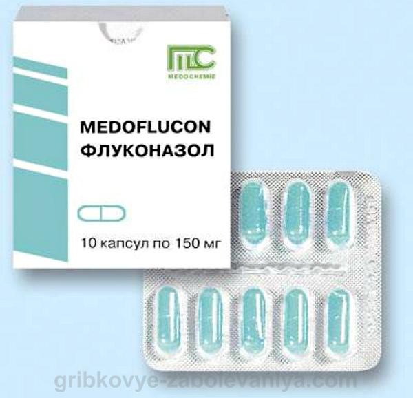 Медофлюкон: инструкция по применению, цена и отзывы