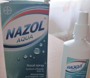 Спрей Назол: инструкция по применению, цена и отзывы