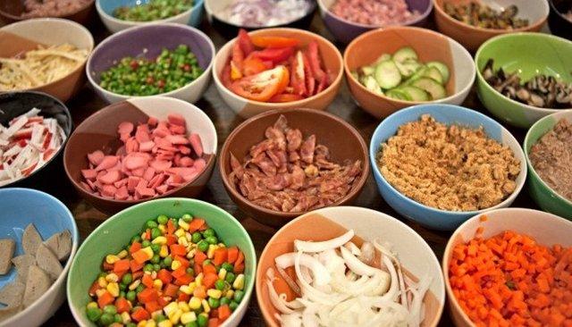 Принципы правильного питания, меню, рецепты, основные правила, таблица продуктов