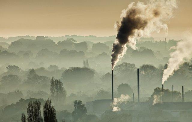 На состояние глаз негативно влияет загрязненный воздух
