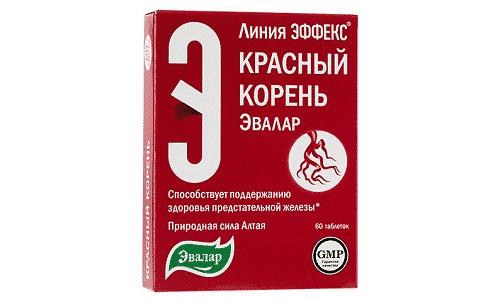 Красный Корень Эвалар: отзывы, инструкция по применению, цена