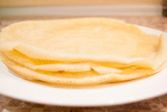 Диетические блины - рецепты приготовления без муки, на молоке, на воде