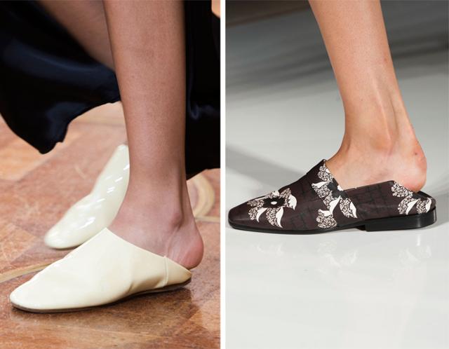 Модные туфли вредны для здоровья