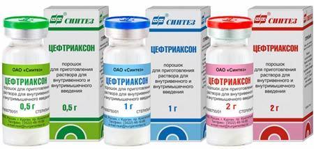 Симптомы и лечение гонореи