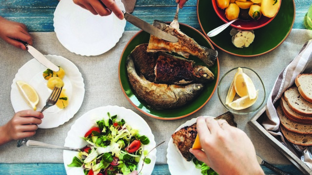 Меню средиземноморской диеты для похудения на неделю. Отзывы и результаты