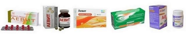 Витамины Аевит: инструкция по применению, цена, отзывы врачей, состав