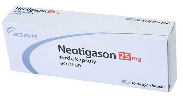 Неотигазон: инструкция по применению, цена и отзывы