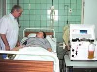 Острая и хроническая почечная недостаточность, анурия