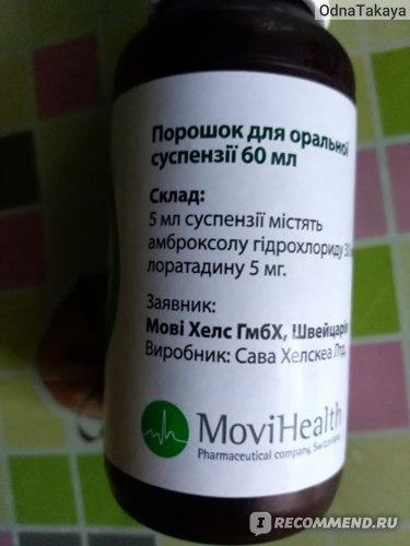 Таблетки Пульмолор: инструкция по применению, цена и отзывы