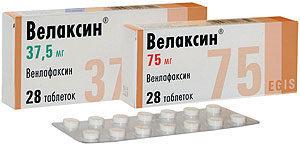 Венлафаксин: инструкция по применению, цена, отзывы и аналоги