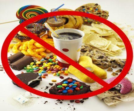 Диета при инсулинорезистентности, меню питания