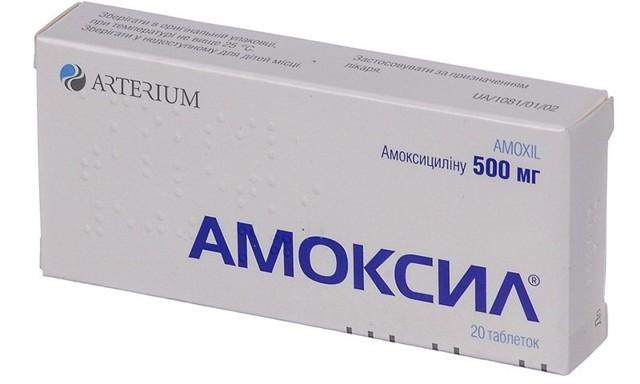 Таблетки Амоксил: инструкция по применению, цена и отзывы